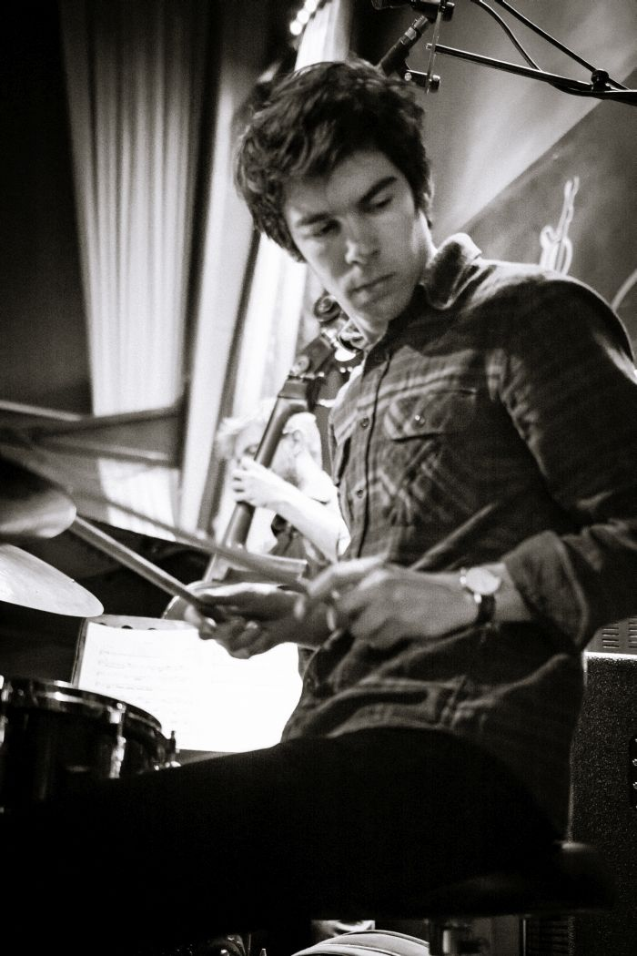 Gautier Garrigue - drums