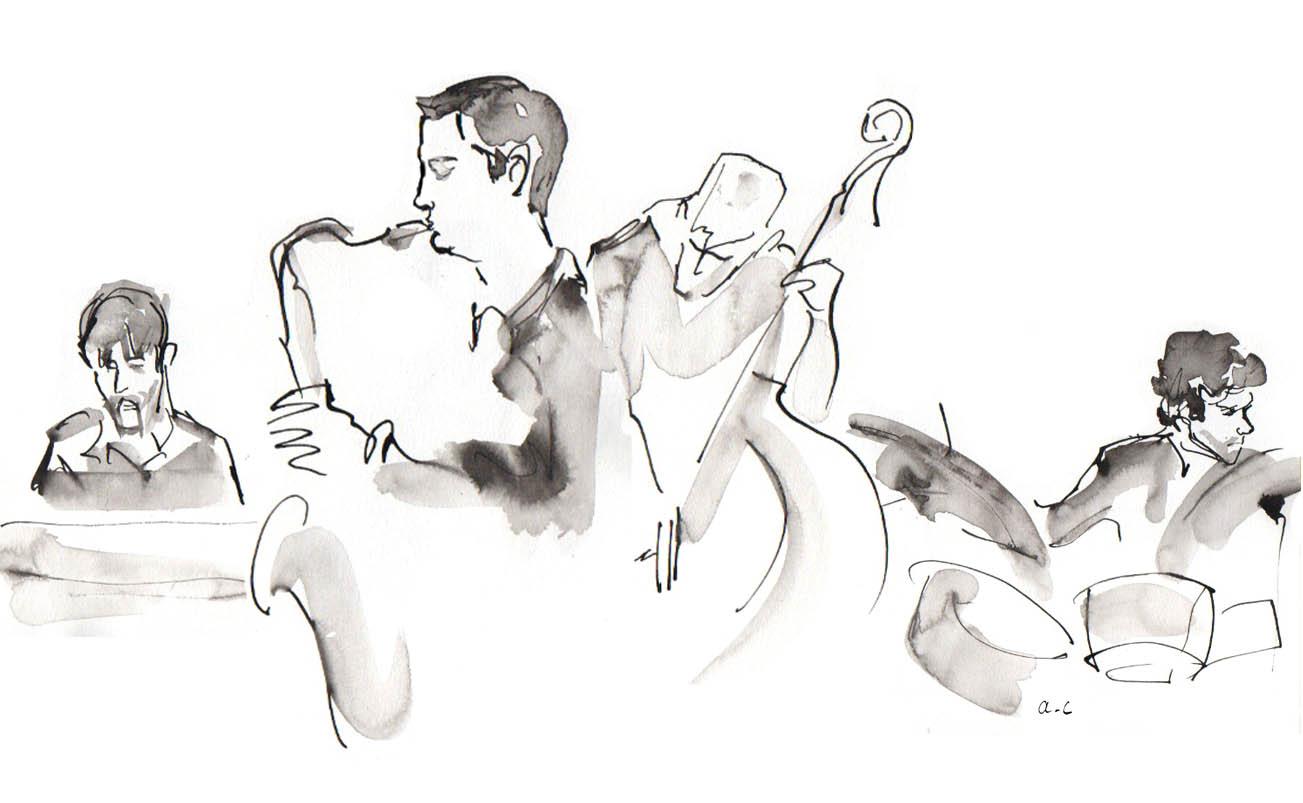 Shauli Einav en quête de dérive / Jazz Magazine